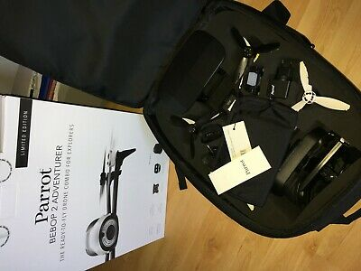Parrot Bebop 2 Power pack adventurer limited edition