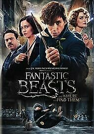Fantastic Beasts & Where To Find Them (Dvd/2 Disc/special Edition)