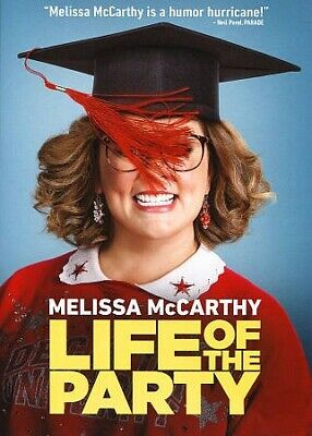 Life Of The Party (2018/dvd)