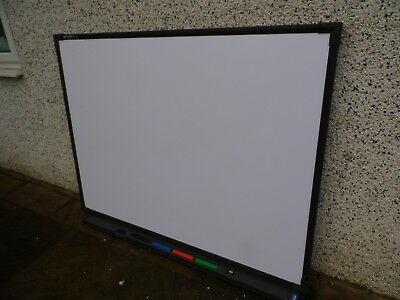 """3 X Smartboards Sb-580 60"""" Touch Interactive Whiteboard, Pens & Hangers"""