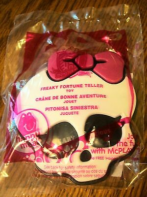 MCDONALDS HAPPY MEAL Toy, Monster High Freaky Fortune Teller