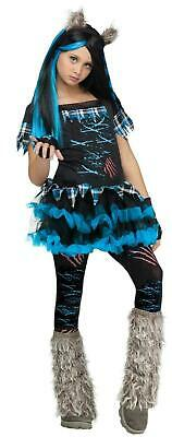 8 x  Fun World Wicked Wolfie  Childs Fancy Dress Costumes