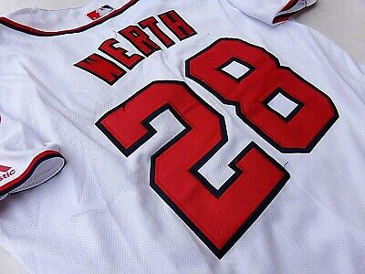 Jayson Werth Washington Nationals SEWN STITCHED Ladies Jersey NATS RING OF HONOR