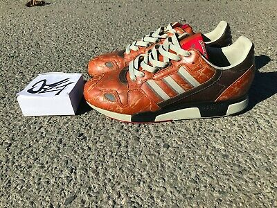 1445135f66ac4 adidas ZX 800 series family SAMPLE very rare 2006 leather lux brogue  leisure run
