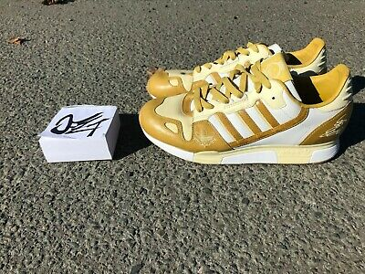 e13b8b79278be adidas ZX 800 series family SAMPLE very rare 2007 leather lux brogue leisure