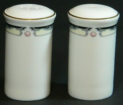 Royal Doulton Salt and Pepper Shakers * Rhodes Pattern