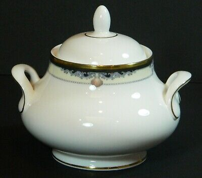 Royal Doulton Sugar Bowl with Lid * Rhodes Pattern