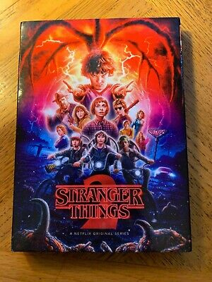 Stranger Things Complete Season 1 Netflix Like New, No Scratches, Free Shipping