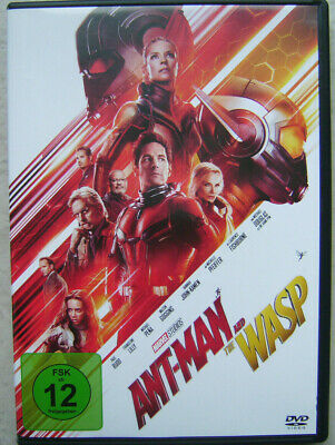 DVD Ant-Man and the Wasp, Marvel, gebraucht top