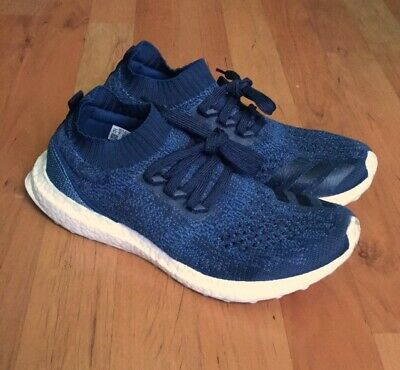 huge discount 25651 42e3d ADIDAS X PARLEY Ultra Boost 3.0 Uncaged Navy Blue Size 7.5