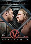 WWE - Vengeance 2005: Hell in a Cell (DVD, 2005)