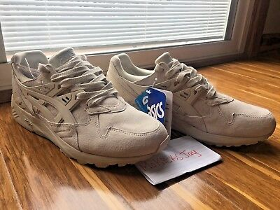 551d423cc97 CLASSIC RUNNING SHOES Asics Gel Kayano Trainer Birch H7T2L SUEDE