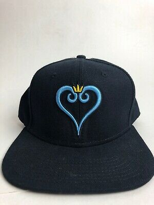 best authentic new arrive huge selection of KINGDOM HEARTS HEART Embroidery Snapback - $20.90 | PicClick