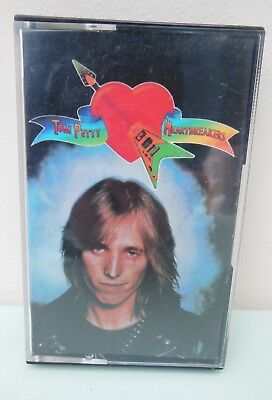 Tom Petty & The Heartbreakers-  Self Titled - Music Tape Cassette Album 1976 MCA