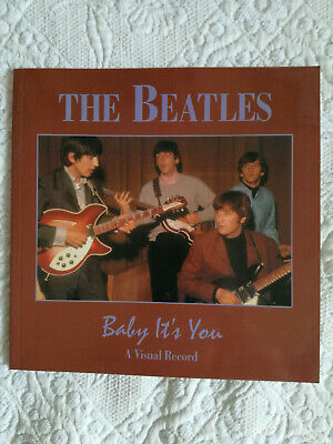 """Beatles Buch """" Babyit`s you """""""