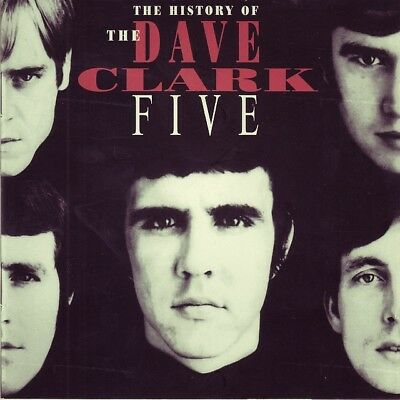 Dave Clark Five History Of The Dave Clark Five 2Cd+32 Pg.booklet