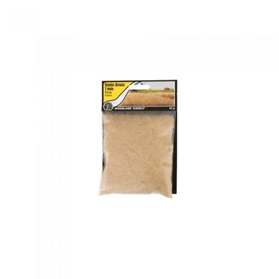 Woodland Scenics 7mm Static Grass Straw FS624 Brand New