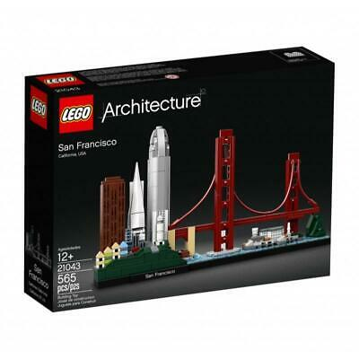 Lego Architecture San Francisco 21043 Brand New Sealed