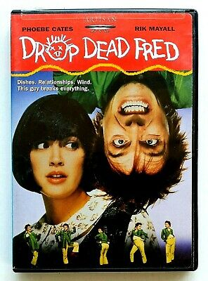 Drop Dead Fred (DVD, 2003) Phoebe Cates  OOP RARE