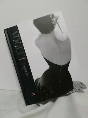 Vogue Essentials: Lingere  by Anna Cryer Hardcover photographs from Vogue's arch