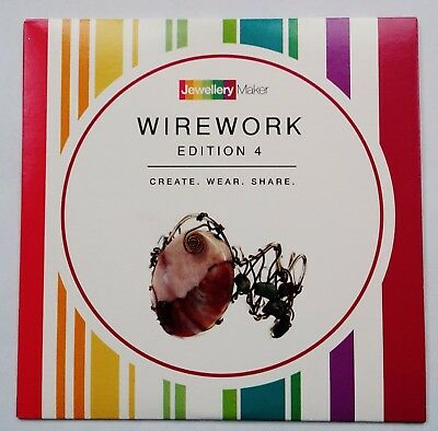 Jewellery Making Tutorial CD (Jewellery Maker) - Wirework Edition 4