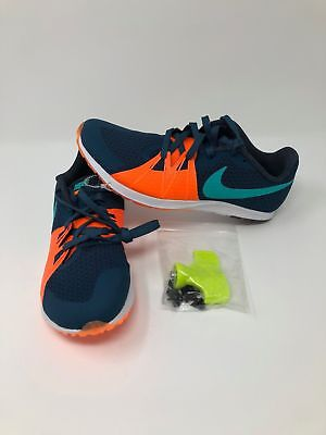 quality design 33f14 a2445 Nike Zoom Rival XC Spikes Mens Size 11 Cross Country Spikes 904718 438
