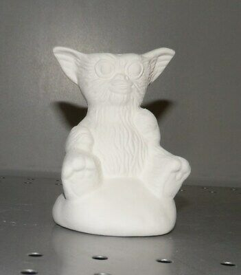 Sitting Gremlin Gizmo Character *Ceramic Bisque Ready to Paint