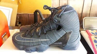 purchase cheap dcb1c 2493d NEW Nike LeBron 13 XIII Elite LMTD Blue basketball shoes Size 11.5 864942- 440