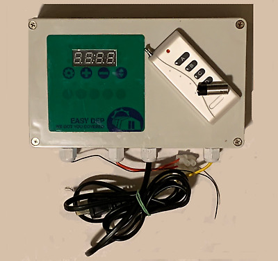 Automatic Light Dep Time Controller