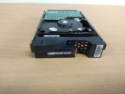 EMC HDD 600GB with cradle PN: 005048958