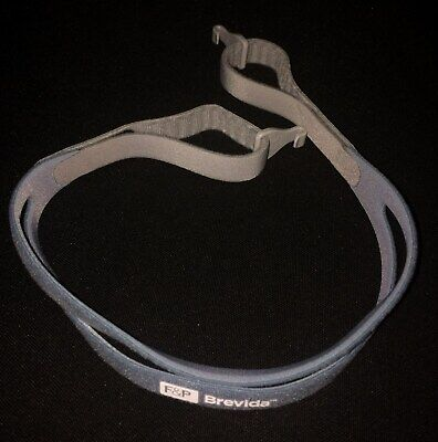 New Fisher & Paykel Brevida Nasal Mask Replacement Headgear with Clips