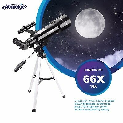 40070 Refractor Telescope For Kids Beginners With Tripod & Phone Adapter