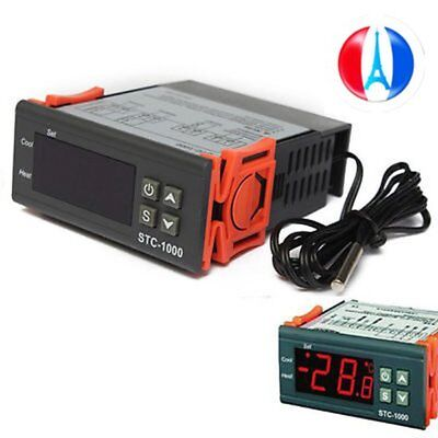 Digital STC-1000 All-Purpose Temperature Controller Thermostat With  220V@Y