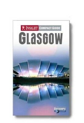 Very Good, Glasgow Insight Compact Guide (Insight Compact Guides), Clark, Ron, B