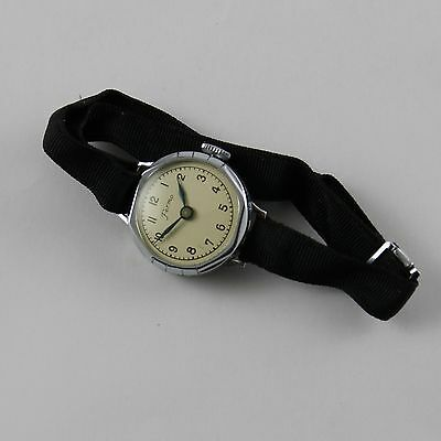 Antique Vintage Art Deco Wristwatch Lady's Fermo New Old Stock