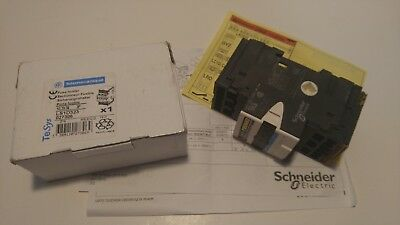 NEW TELEMECANIQUE Square D Schneider Electric LS1D323 600V 30A 3P Fuse Holder