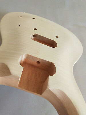 DIY Unfinished Guitar  body for PRS style guitar part