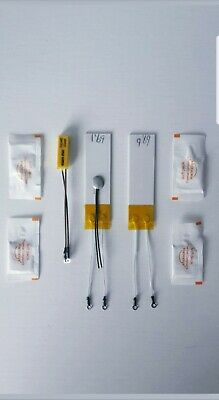 NEW Ghd wide plate SS4.0 / SS5.0 Heater Element kit thermistor fuse spare parts