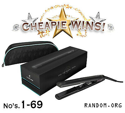 WIN WIN Cloud Nine Original Straighteners RRP £149 for just £3 entry! Pick a No.