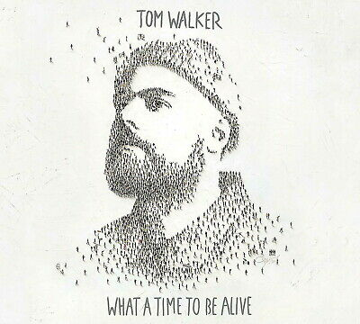 Tom Walker ~ What A Time To Be Alive ~ Cd Album  ~ 2019
