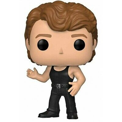 Funko Pop Movies Dirty Dancing Johnny Vinyl Figure New!