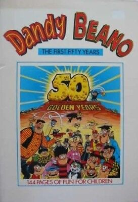 Very Good, The Dandy and the Beano - The First Fifty Years (The Golden Years, Vo
