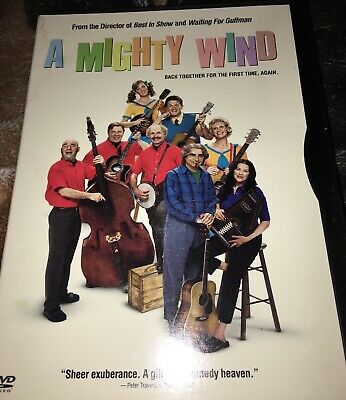 A Mighty Wind (DVD, 2003, Widescreen)