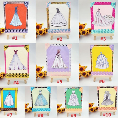 Skirt Wedding Dress Metal Paper Die Cutting Dies Scrapbooking DIY Valentine Gift