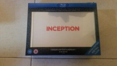 INCEPTION - Blu Ray Limited Edition Briefcase UK Edition