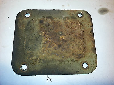 Oliver Row Crop Super 88 Tractor Steering Gear Box Top