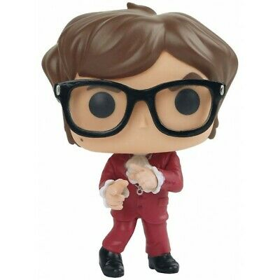 Film, Tv & Videospiele Austin Powers Red Suit Mike Myers Spy Spion Pop Action- & Spielfiguren Movies #643 Figur Funko