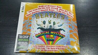 The Beatles - Magical Mistery Tour (Cd Sigillato Apple1967- 2009)