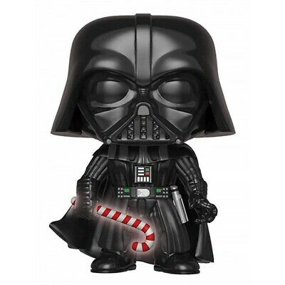 Funko Pop Star Wars Darth Vader Holiday Chase Le Vinyl Figure New!