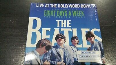 The Beatles - Live At The Hollywood Bowl (Cd Sigillato Apple 2016)